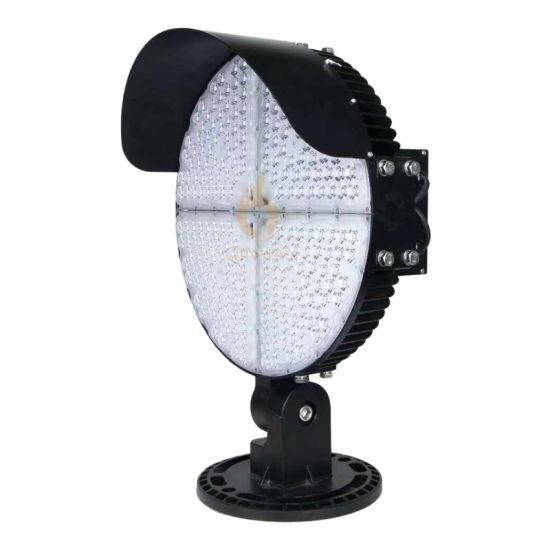 IP66 150lm/W Outdoor High Power 600W LED Flood Airport High Mast Sports Field Lighting