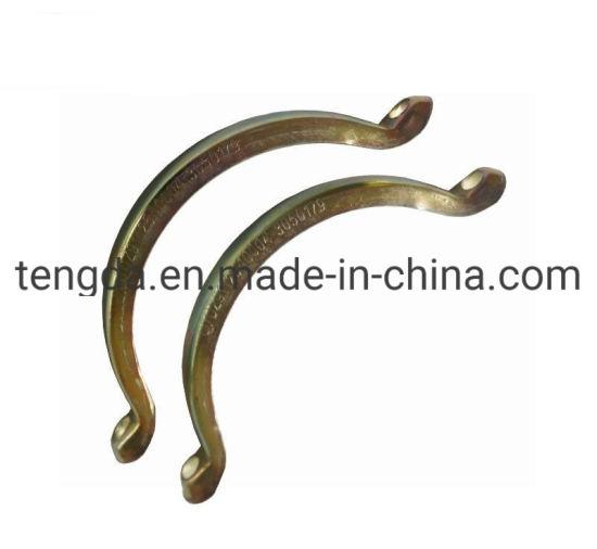 China Racing Car Universal Exhaust Pipe Band Muffler Clamp