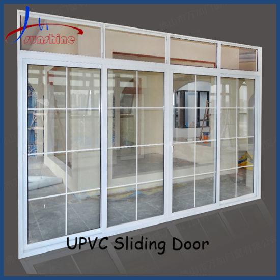 Residential Building Doors High Quality Aluminum Sliding Glass Door