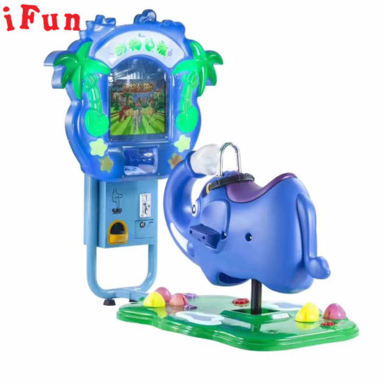 Coin Pusher Kids Play for Children Amusement