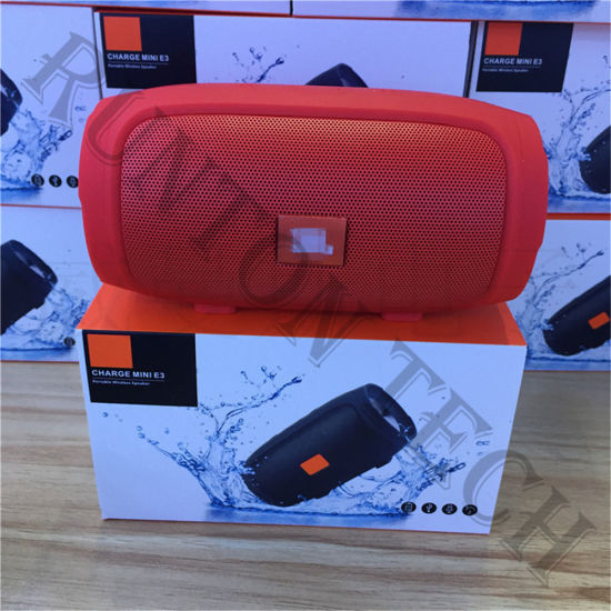 Charge Mini E3 Innovative Portable Wireless Bluetooh Fabric Cloth Speaker