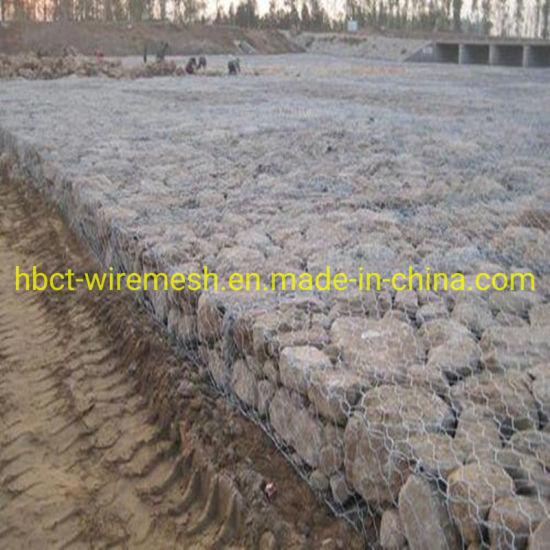 Galvanized Gabion Protection Net Factory