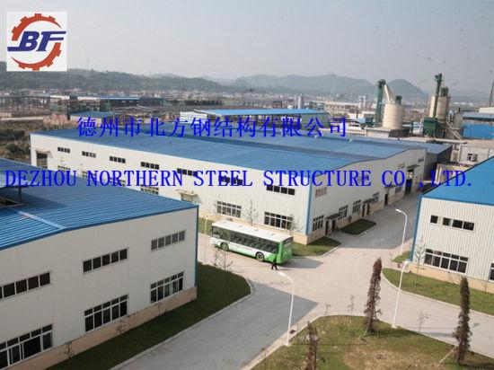 Steel Structure Building Lightweight Steel Construction