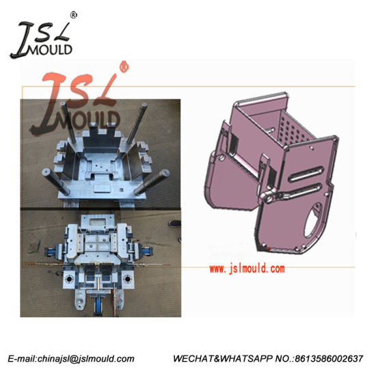 Injection Plastic Mop Bucket Wringer Mould pictures & photos