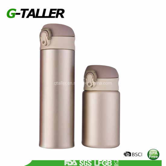 300ml Thermal Drink Insulated Vacuum Water Bottle