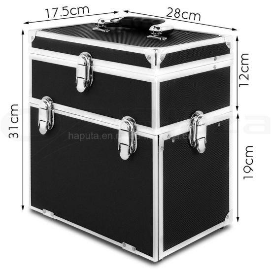 e1319ccb00d6 China Professional Portable Cosmetics Beauty Cases Bags Makeup Box ...