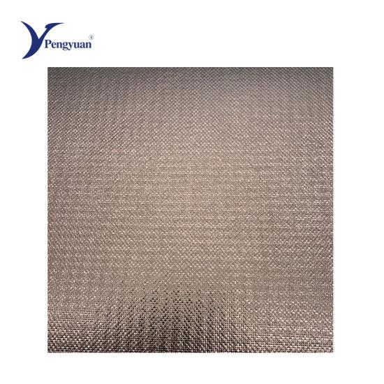 Aluminum Foil Metallic Lamination Printed Nonwoven Fabric