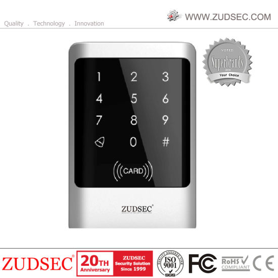 Waterproof RFID Access Control with Touch Keypad