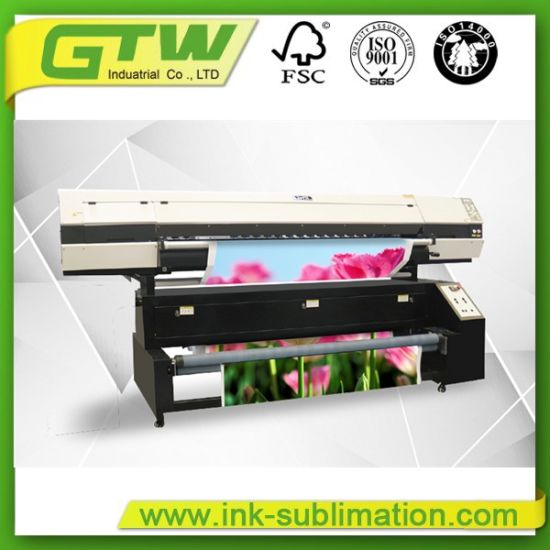2m Oric Large Format Sublimation Printer with Double Print Heads