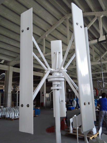 Solar Wind Windmill Generator Hybrid System for GSM Tower pictures & photos
