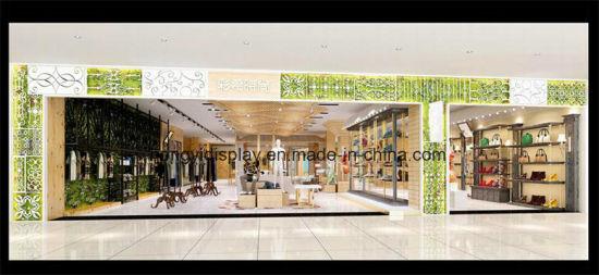 56c0791736c Ladies Garments Shop Name Clothes Store Interior Design pictures & photos