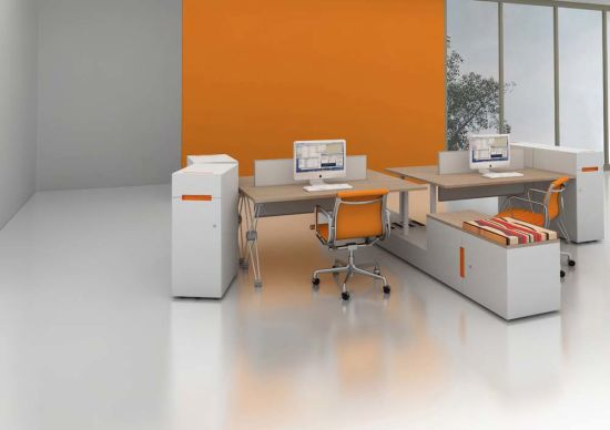 Modern Office Workstation (iCab series) pictures & photos