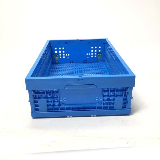 Cheap Price Folding Plastic Packaging Box Storage Crate Food Box for Sale