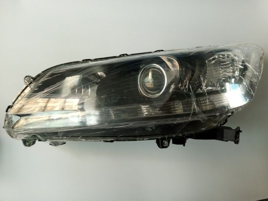 Plastic Head Lamp for Honda Accord 2014 China Model pictures & photos