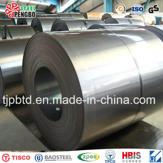 Hot Dipped Galvanized Steel Coil Sheet (ISO9001: 2008; BV; SGS)