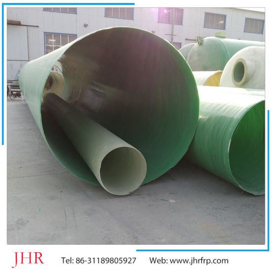 Anti Corrosion GRP Gre Oil Supply Pipe Line pictures & photos