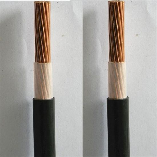 China Cable Bt U1000 Ro2v 1x25mm2 Cuivre Copper Xlpe Cable China Ro2v Power Cable