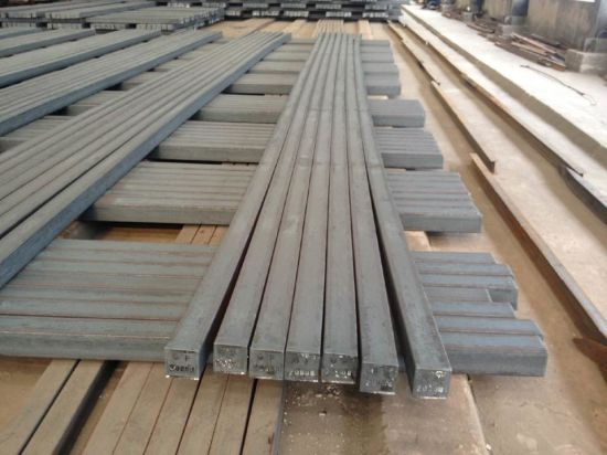 Q235cr Hot Rolled Steel Billets 150X150 pictures & photos