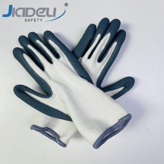 Knitted Shell Flex Fit Men's Ladies Abrasion Resistant Waterproof Gardening Grip Gloves
