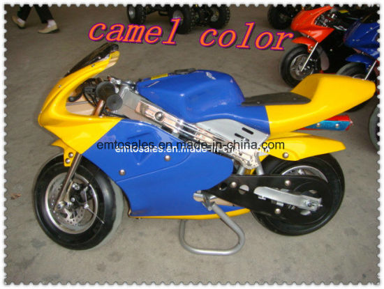 49cc Pocket Bike Children Motorcycle Bikes (ET-PR204) pictures & photos