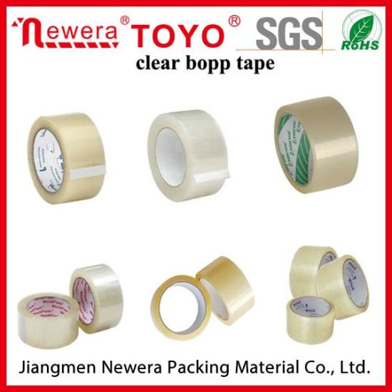 OPP Clear Packaging Tape for Industrial and Life pictures & photos