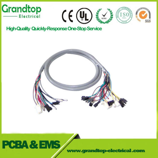 China Customized Jst Connector Wire Harness Electronic and ... on