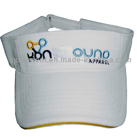 Polyester Pineapple Mesh Sandwich Summer Sun Visor Hat (TMV00553-1)  pictures   photos e940e56c95c6