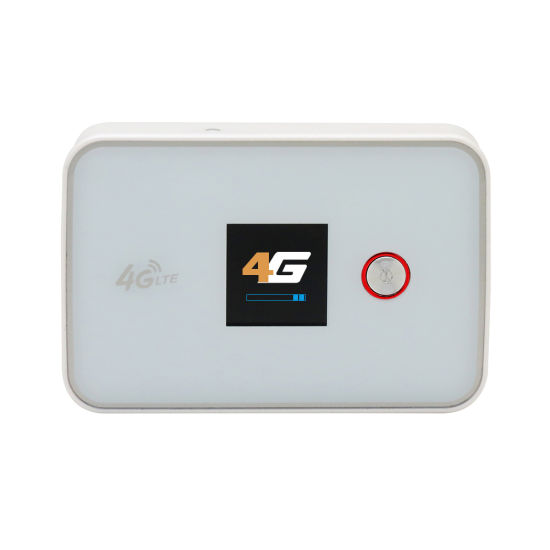 4G LTE Dual WiFi 2.4GHz and 5.8GHz Hotspot with Wireless Charger and Built-in VPN Esim Mifi Router