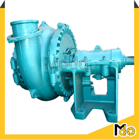 Sea Sand Dredge Diesel Horizotnal Sand Suction Gravel Pump pictures & photos