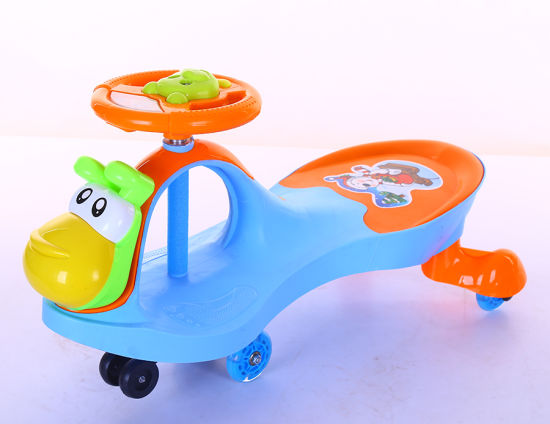 High Quality Baby Swing Twist Car Baby Walker Ride on Toys