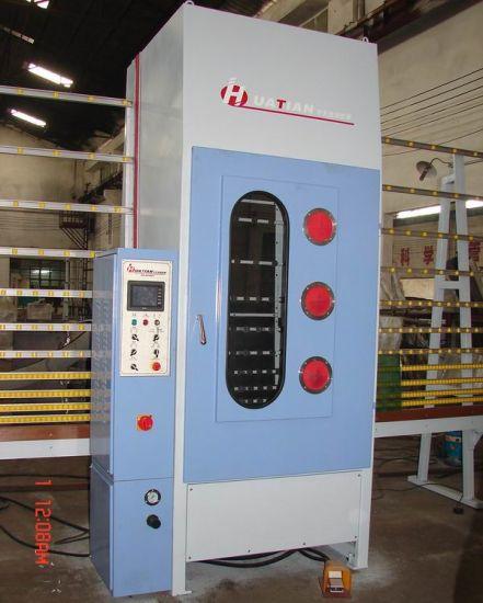 Automatic Glass Shot Blasting Machine