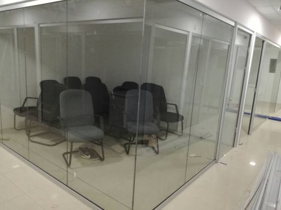 Glass Walls For Office, Meeting Room And Conference Hall