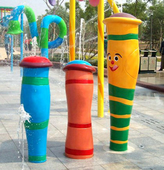 Cheap Price Used Water Play Equipment Water Spray Factory