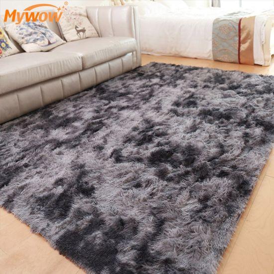 MyWow Soft Modern Rug Mat for Bedroom Living Room