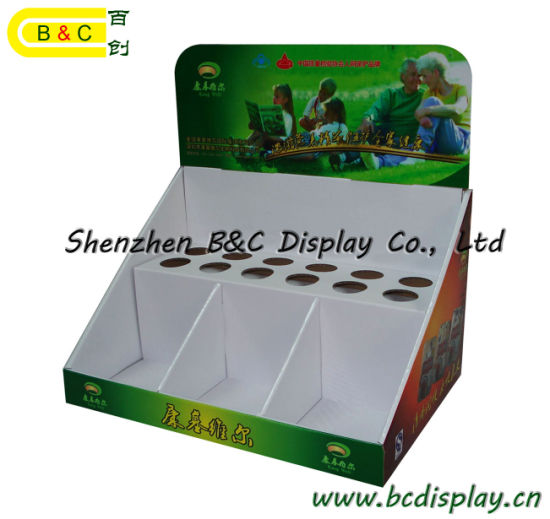 Multifunction Paper Display Box, PDQ Display Box, Gift Display Box (B&C-D001) pictures & photos