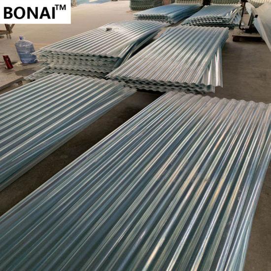 Competitive Price High Strength Transparent Fiberglass Roof Sheet