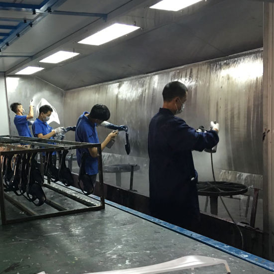 Advanced Water Curtain Furniture Spray Booth/Cleaning Room pictures & photos