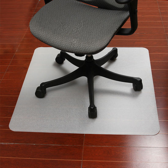 Office Chair Mat, Car, Floor Use and Waterproof, Anti-Slip Feature Phthalate-Free PVC 36 X 48 Chair Mat for Low Pile Carpet