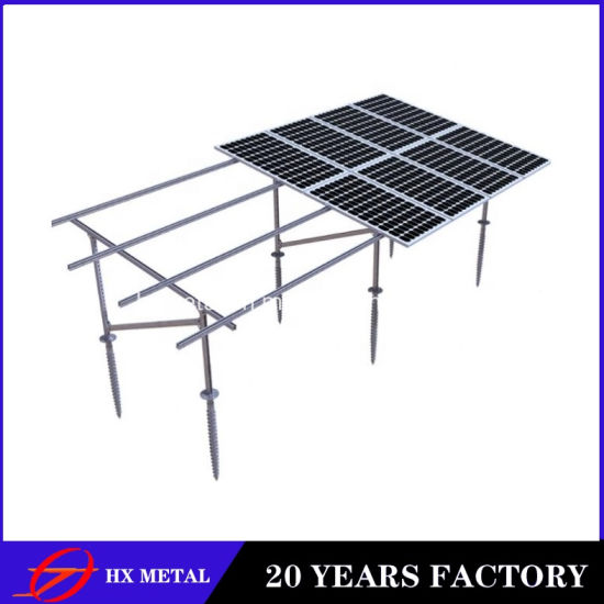 High Quality Products Solar Mounting Brackets Photovoltaic Stents Solar Mounting Structure