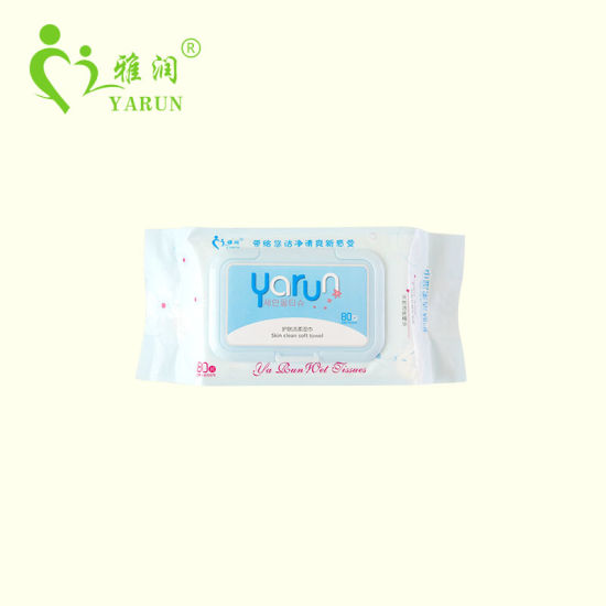 80 PCS Normal Wet Wipes pictures & photos