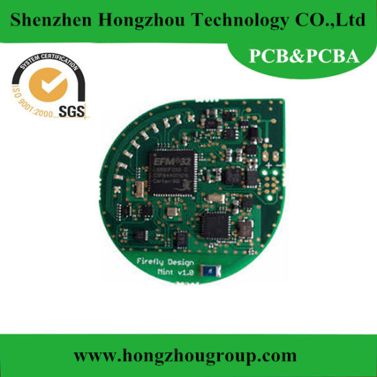 Water Shape PCB Board PCBA Assembly pictures & photos