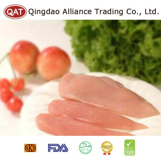 Frozen Chicken Breast with Halal Standard