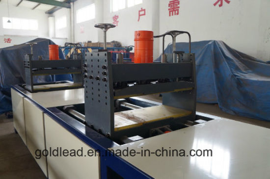 Top Quality Fiberglass Putrusion Profiles Making Machine pictures & photos