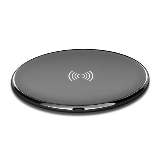 Mobile Phone Fast Smart Wireless Charger for iPhone X/Samsung Edge pictures & photos