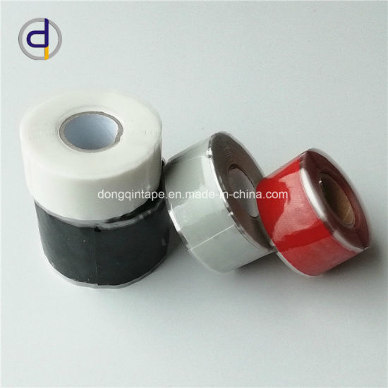 Self Fusing Silicone Rubber Tape for Boat Rigging pictures & photos