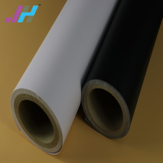 Printing Materials PVC White Flex Banner pictures & photos