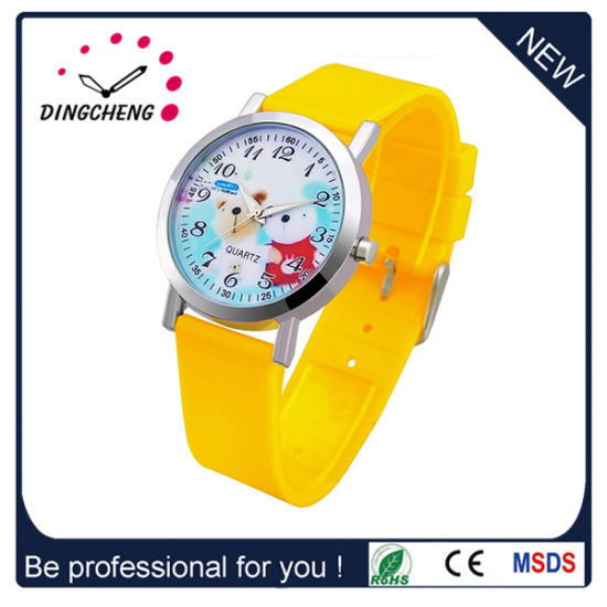 pengnatate ambulance boy bracelet children watch watches kids cartoon fashion wristwatches silicone for strap item gifts