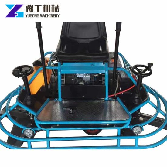 Concrete Hand Road Finisher Electric Power Trowel Construction Machine Tools