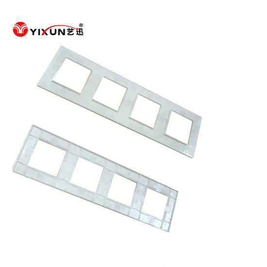 Plastic Injection Electric Switch Plug Socket Cover