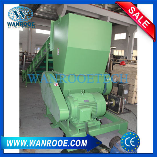 Waste Pet Plastic Bottle Plastic Recycling Crusher Machine pictures & photos